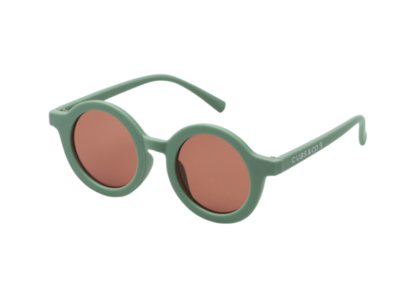 Cubs & Co - KIDS OLIVE SUNGLASSES - UV400 protection