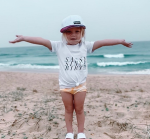 MLW By Design - Sassy Since Birth Tee | Black or White