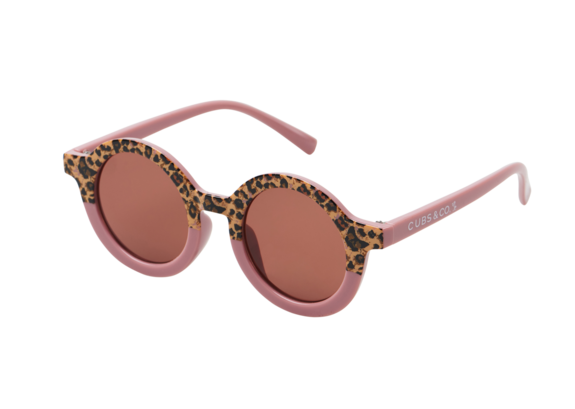 Cubs & Co - KIDS LEOPARD SUNGLASSES - UV400 protection