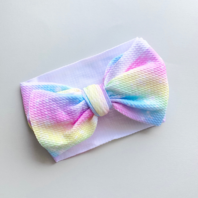 Sweet Tots Shop - Unicorn Messy Bows