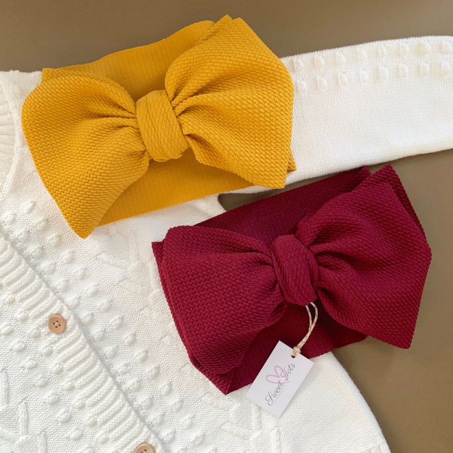 Sweet Tots Shop - MESSY Bow Collection
