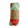 "Anchor & Arrow - ""Frolicking Watermelon"" Baby Swaddle"
