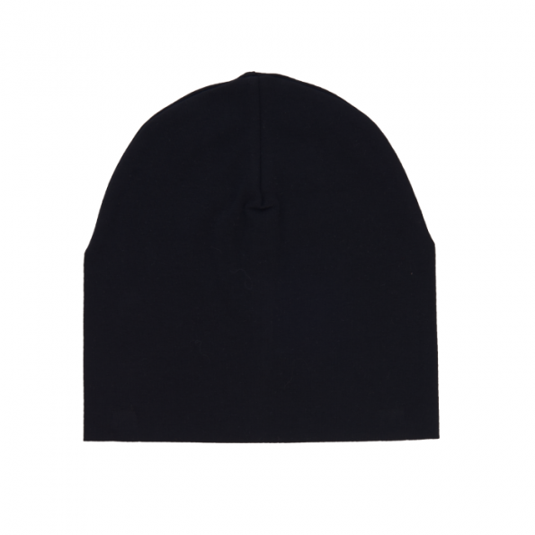 MLW By Design - Basic Slouch Beanie | BLACK
