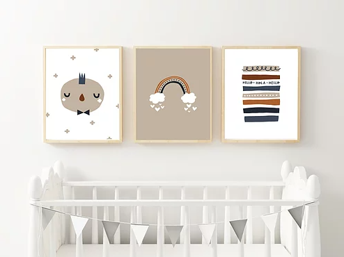 Floss Baby - Print Set | Face Set