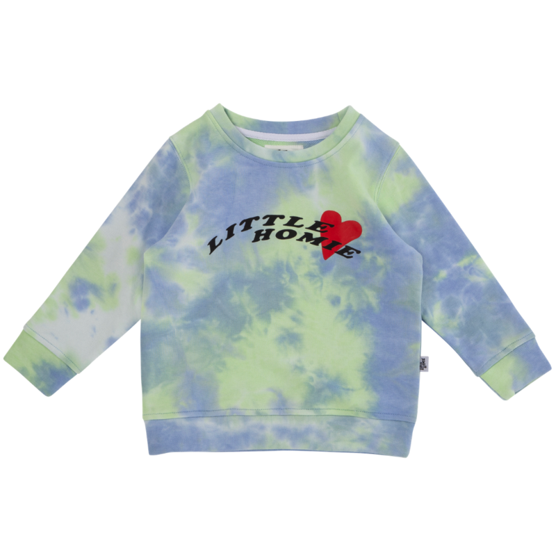 The Little Homie - Homie Heart Sweater