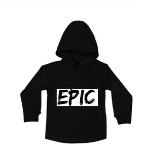 MLW by Design - Epic Hoodie | Black or White