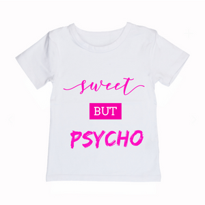 MLW By Design - Sweet Psycho Tee