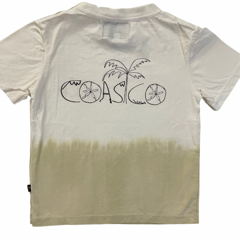 Coast Co Surf - Coastco Rustic Palm tee