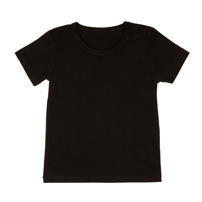 MLW By Design - Basic Slim Fit Tee | Black