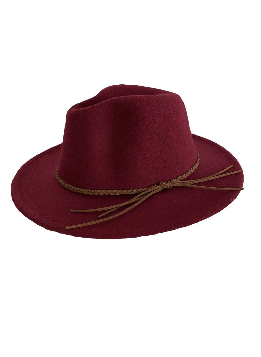 Ballerinas and Boys - Maroon Fedora Kids