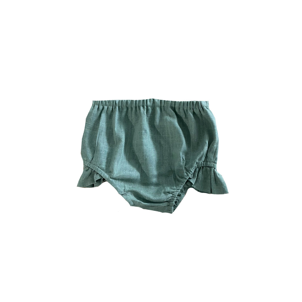 MLW By Design - Indie Linen Bloomers | Sage