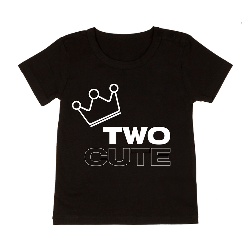 MLW By Design - Two Cute Tee
