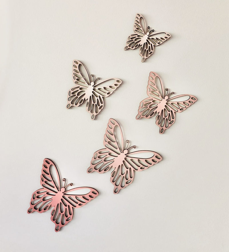Timber Tinkers - Ombré Butterfly Decals