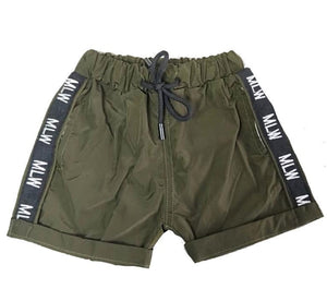 MLW By Design - Urban Signature Shorts