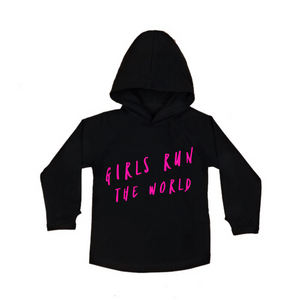 MLW By Design - Girls Run The World Hoodie