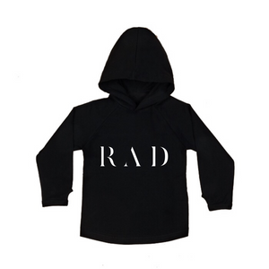 MLW By Design - RAD Hoodie | Black