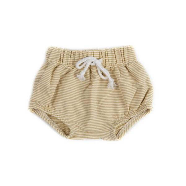 Bobby G Baby Wear - Stripey Lemonade Bloomers