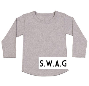 MLW By Design - SWAG Long Sleeve Tee