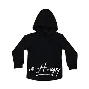 MLW By Design - #Hangry Vol.2 Hoodie | Black