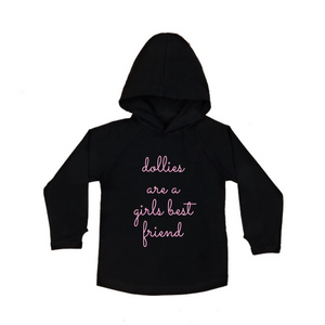 MLW By Design - Dollies Hoodie | White or Black