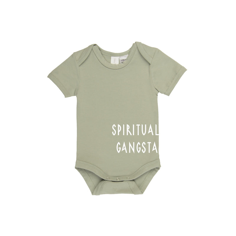 MLW By Design - Spiritual Gangsta Bodysuit