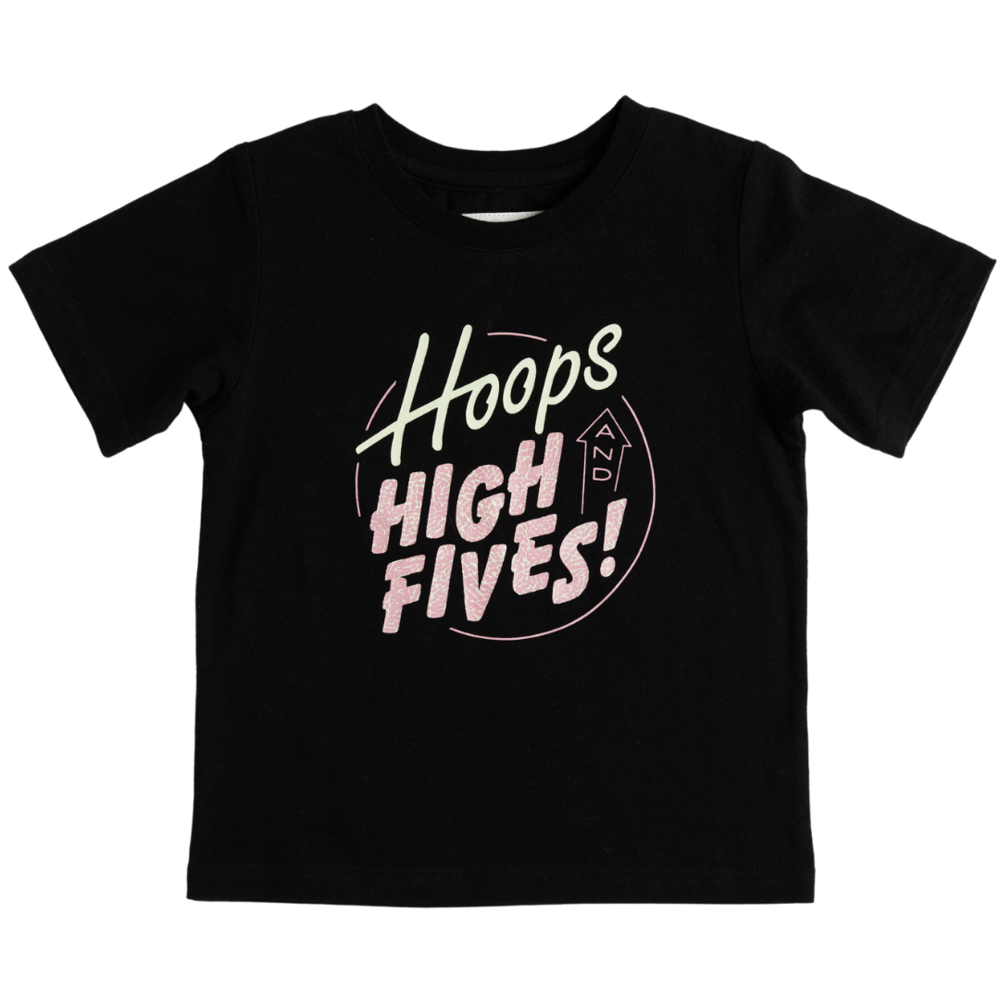 Little Homie - Hoops Tee