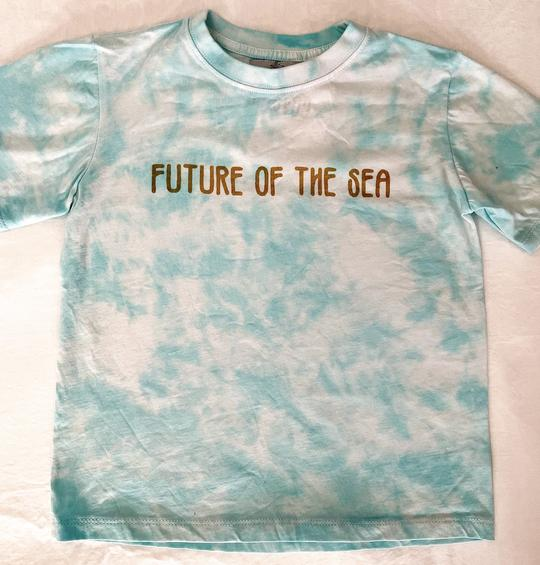 Coast Co Surf -  Future of the sea Tee