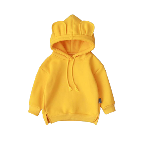 All Ears Hoodie | Yellow