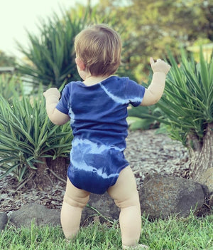 Bobah Baby - Tie Dyed Bodysuits | Various Colours