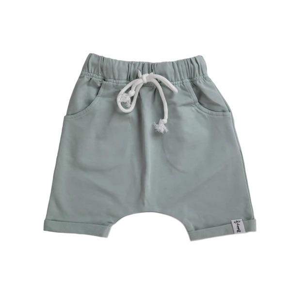 Bobby G Baby Wear - Breeze Shorts | Sea Foam Blue
