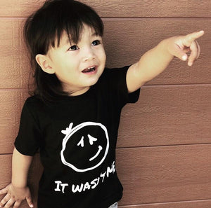 MLW by Design - It Wasn't Me Tee | White or Black