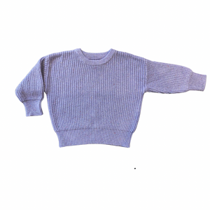 MLW By Design - Sprinkle Cotton Knit | Lilac