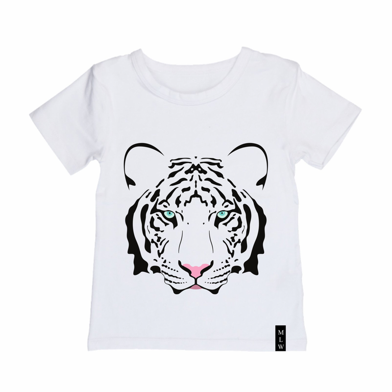 MLW By Design - Eye Of The Tiger Tee