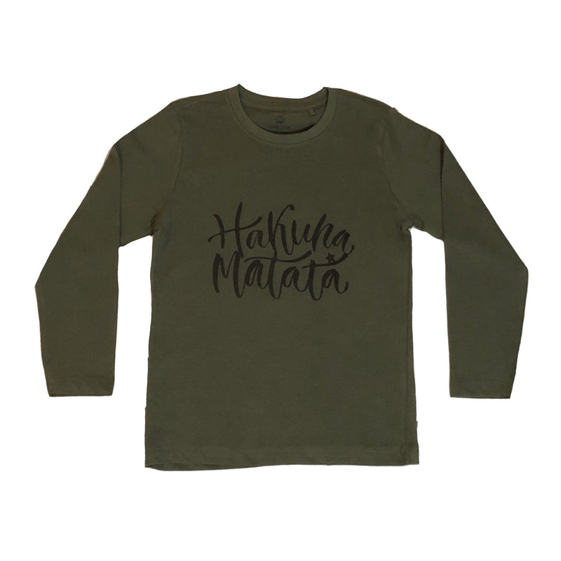 MLW By Design - Hakuna Matata | Khaki *LIMITED EDITION*