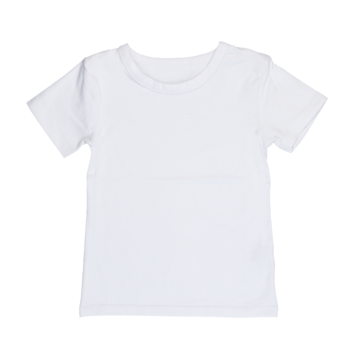 MLW By Design - Basic Slim Fit Tee | White