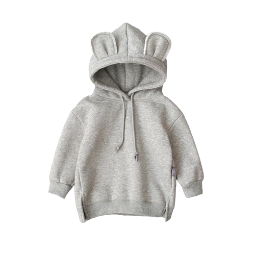 All Ears Hoodie | Grey