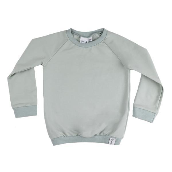 Bobby G Baby Wear - Pullover | Powder Blue