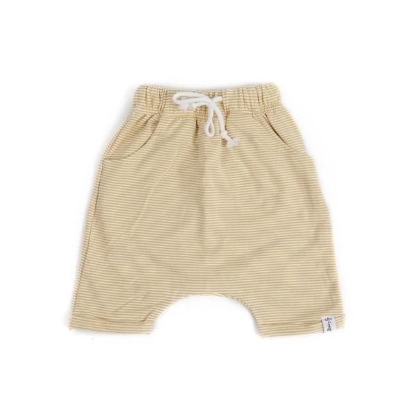 Bobby G Baby Wear - Breeze Shorts | Stripey Lemonade