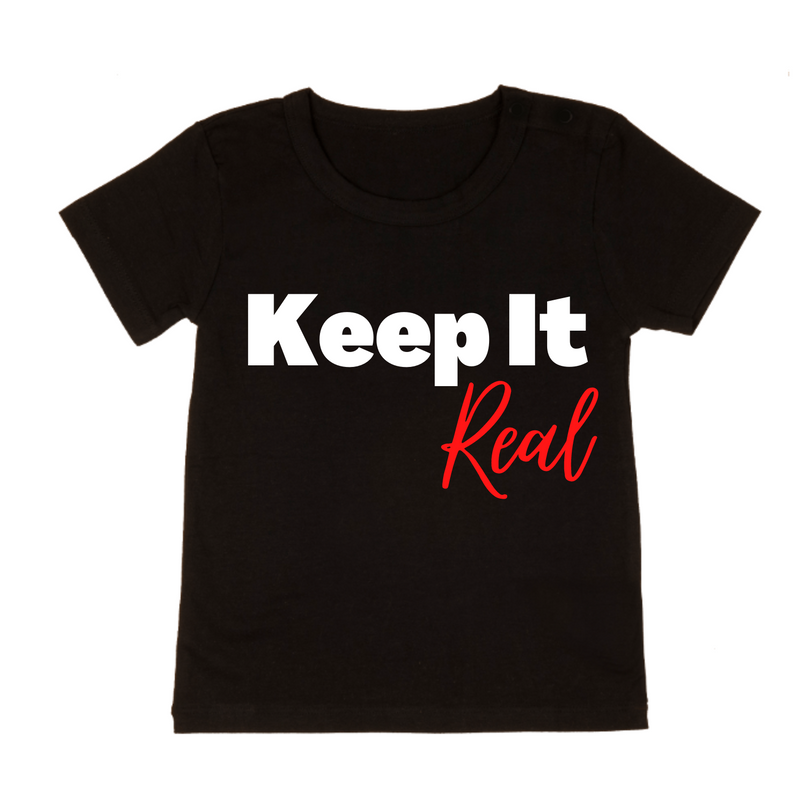 MLW By Design - Keep It Real Tee