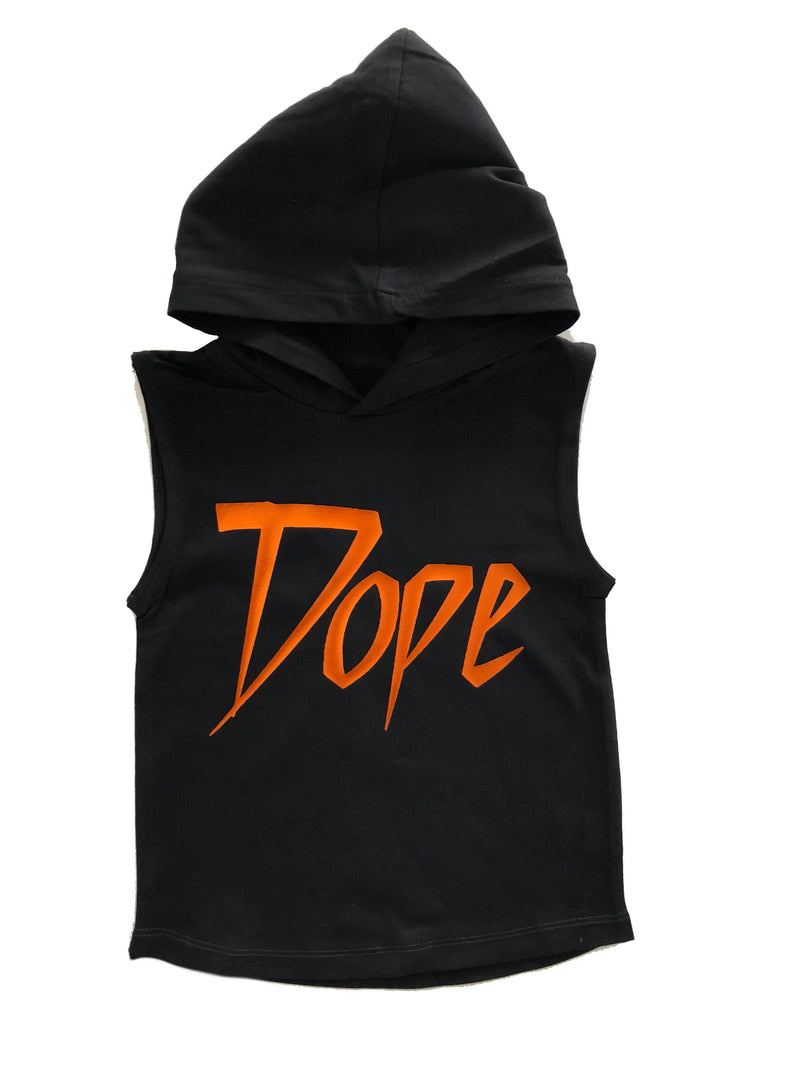 MLW By Design - Dope Sleeveless Hoodie