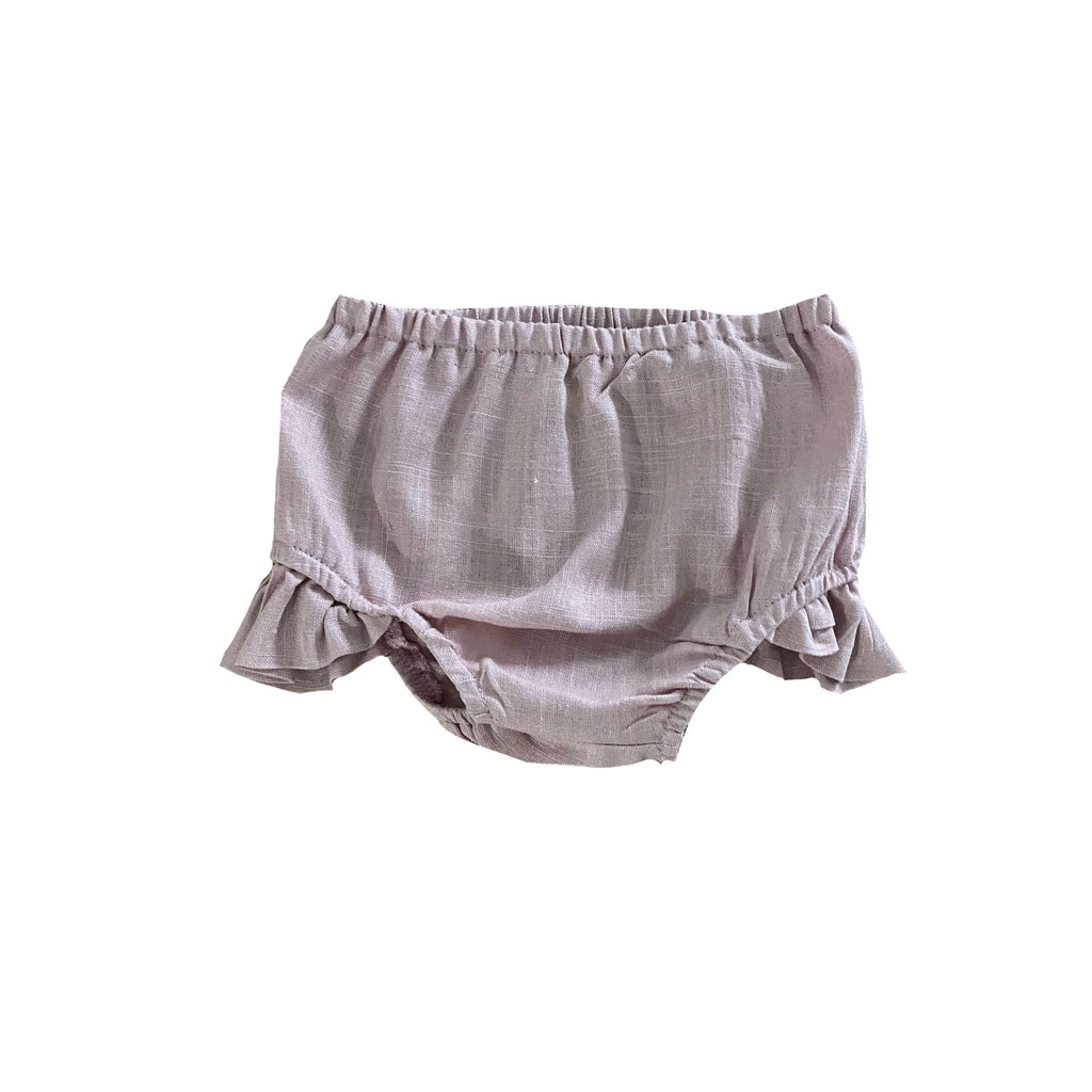 MLW By Design - Indie Linen Bloomers | Lilac