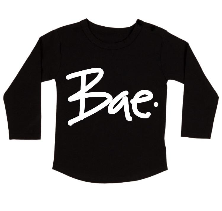 MLW By Design - Bae Long Sleeve Tee