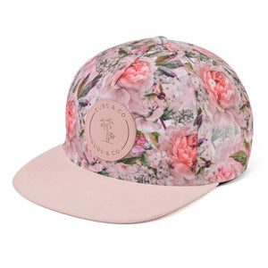 Cubs & Co - FLORAL PINK WITH LOGO