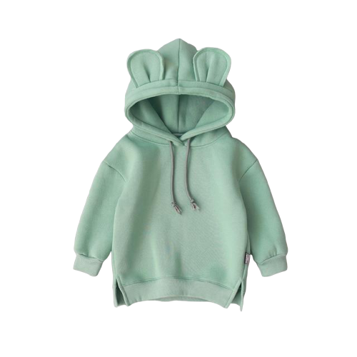 All Ears Hoodie | Green
