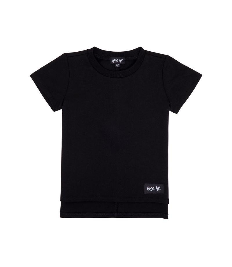 Miss Mr - Basic Tee Black