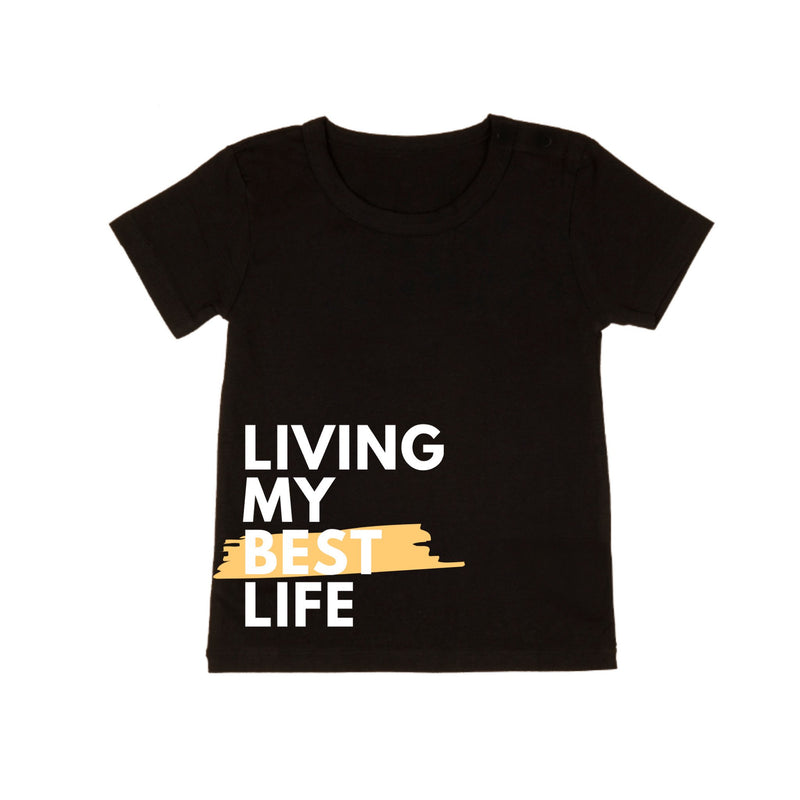 MLW By Design - Living My Best Life Tee