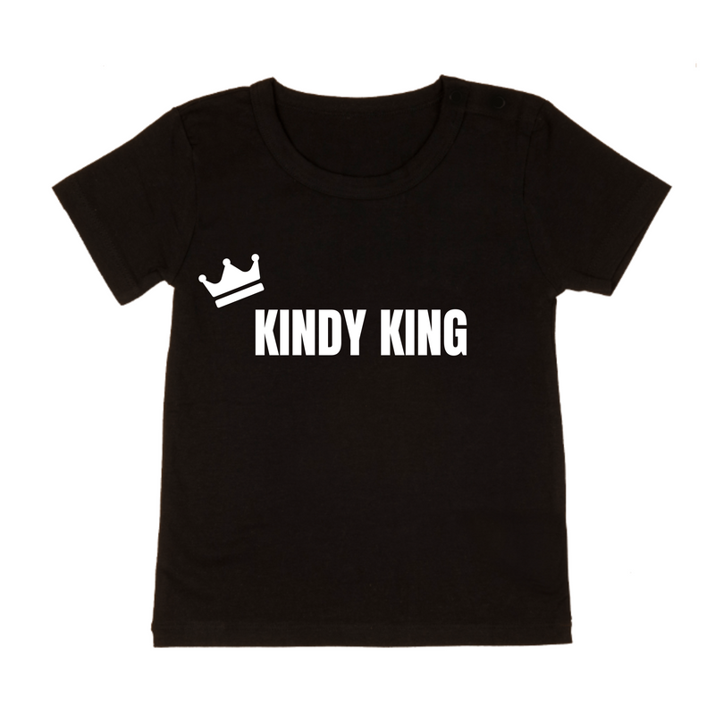 MLW By Design - Kindy King Tee