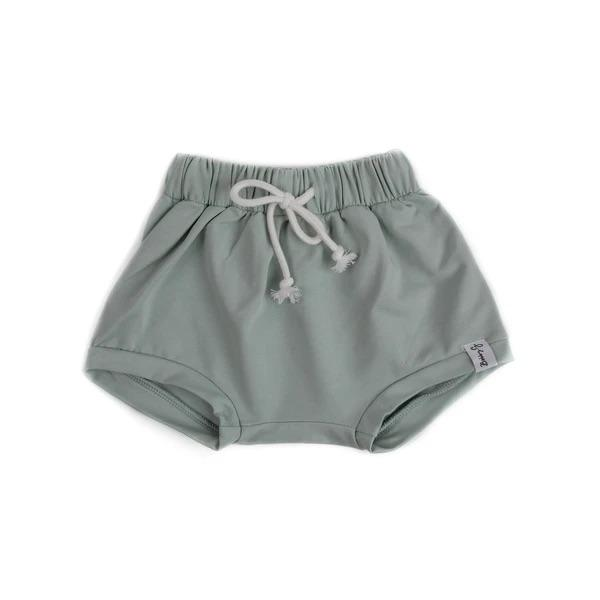Bobby G Baby Wear - Sea Foam Blue Shorties