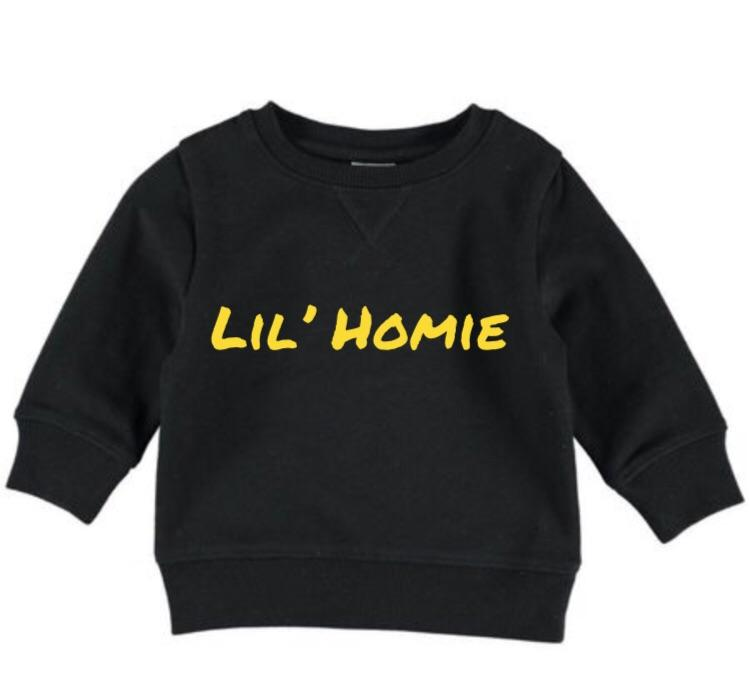 MLW By Design - Lil' Homie Crew - Gold Print