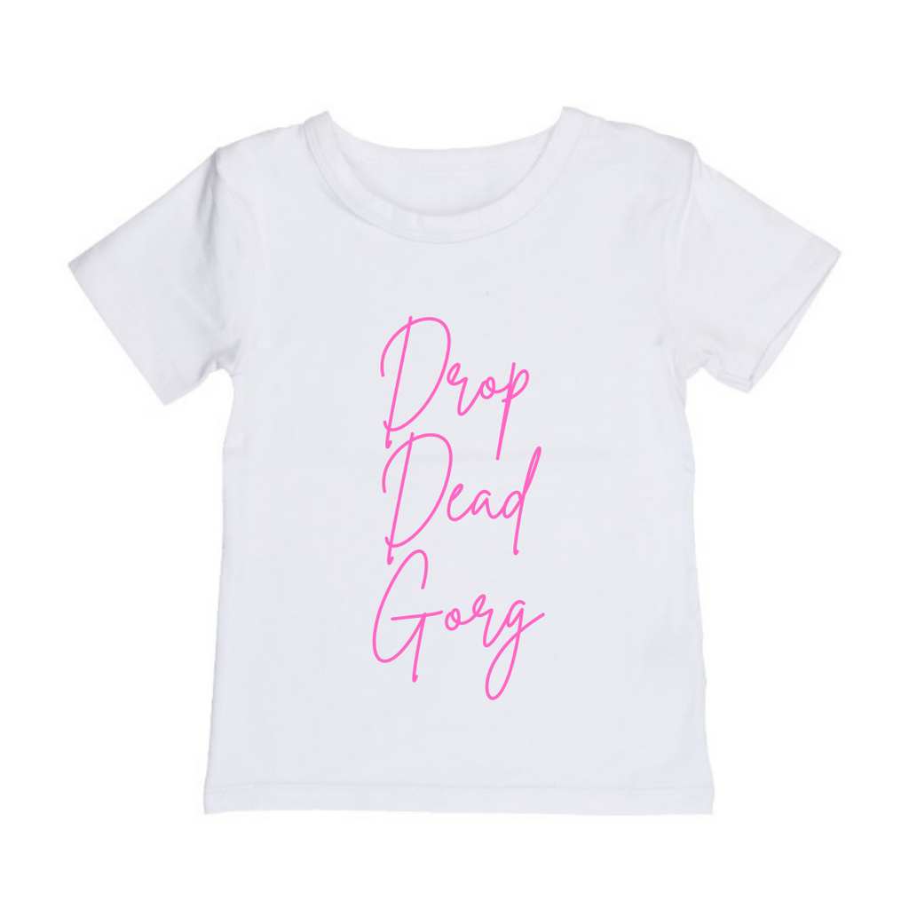 MLW By Design - Gorg Tee | Black or White